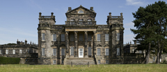 Seaton Delaval Hall, Northumberland.