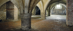 The Cellarium at Mottisfont, Hampshire.
